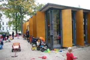 Eltern Kind Cafe Kiezkind im Prenzlauer Berg
