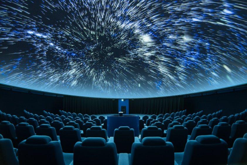 Bild Sterne Wilhelm-Förster-Sternwarte mit Planetarium am Insulaner Berlin