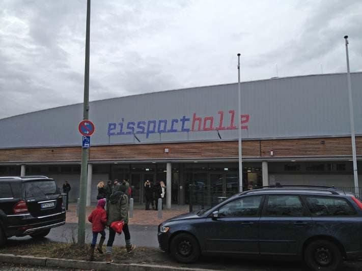 Foto Eissporthalle Glockenturmstrass
