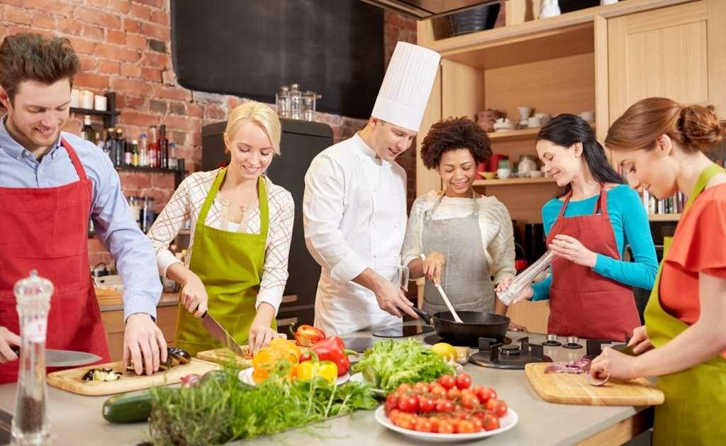 Cookeria Kochkurse und Kochevents in Charlottenburg