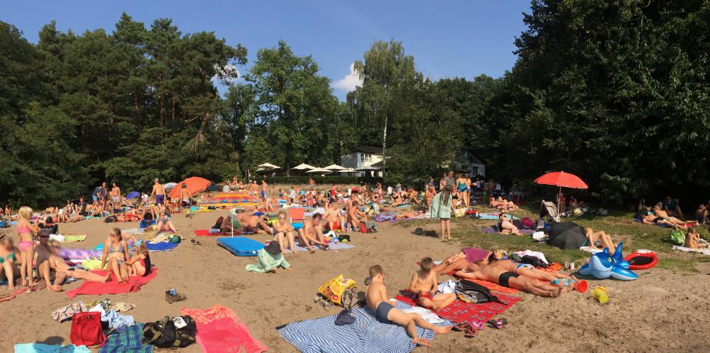Sacrower See Kladow bei Berlin