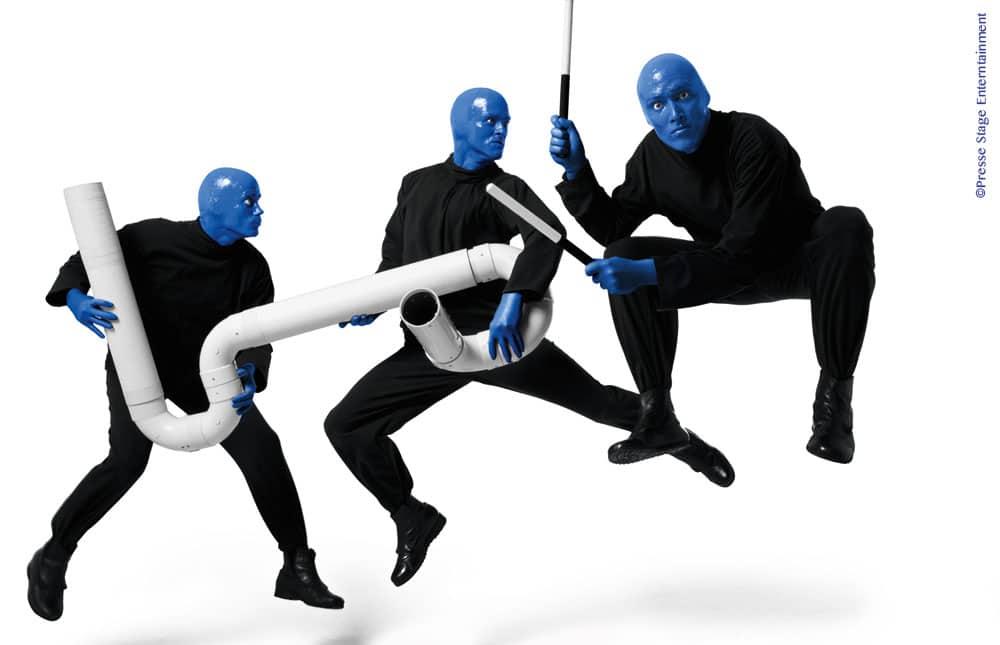 Bild Bluemax Blue Man Group Berlin
