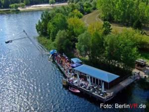 Wasserski- und Wakeboardanlage Velten am Bernsteinsee
