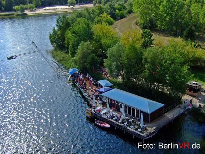 Freibad & Wasserski- und Wakeboardanlage Velten am Bernsteinsee