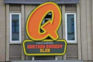 Quatsch Comedy Club in Mitte