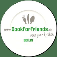 Kindergeburtstag für Schüler bei Cook for Friends