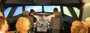 Bild Jet Sim Flugsimulator Berlin