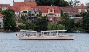 """Schiffstour mit dem Fahrgastschiff """"Annemarie"""""""