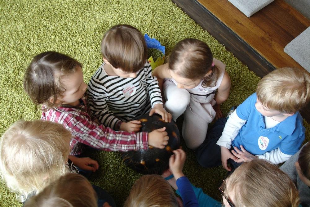 Bild Kindergeburtstag me Collectors Room Mitte