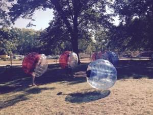 Bild Bubble Ball Berlin mieten