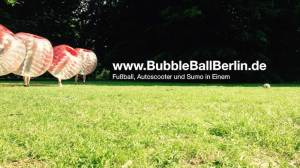 Bubble Ball Berlin