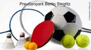 Bild Preußenpark Berlin Steglitz