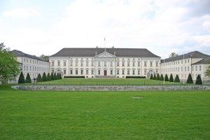 Bild Schloss Bellevue Berlin