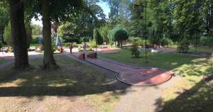 geschlossen Minigolfanlage Verein für Minigolf e.V. Berlin in Tegel
