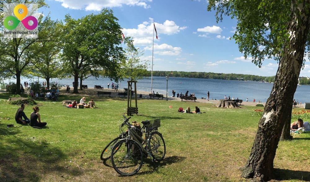 Bild Fahrräder Radtouren Berlin und Brandenburg