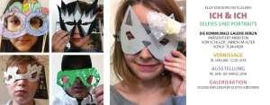 Ausstellung Klax Kinderkunstgalerie: ICH & ICH – Selfies und Portraits