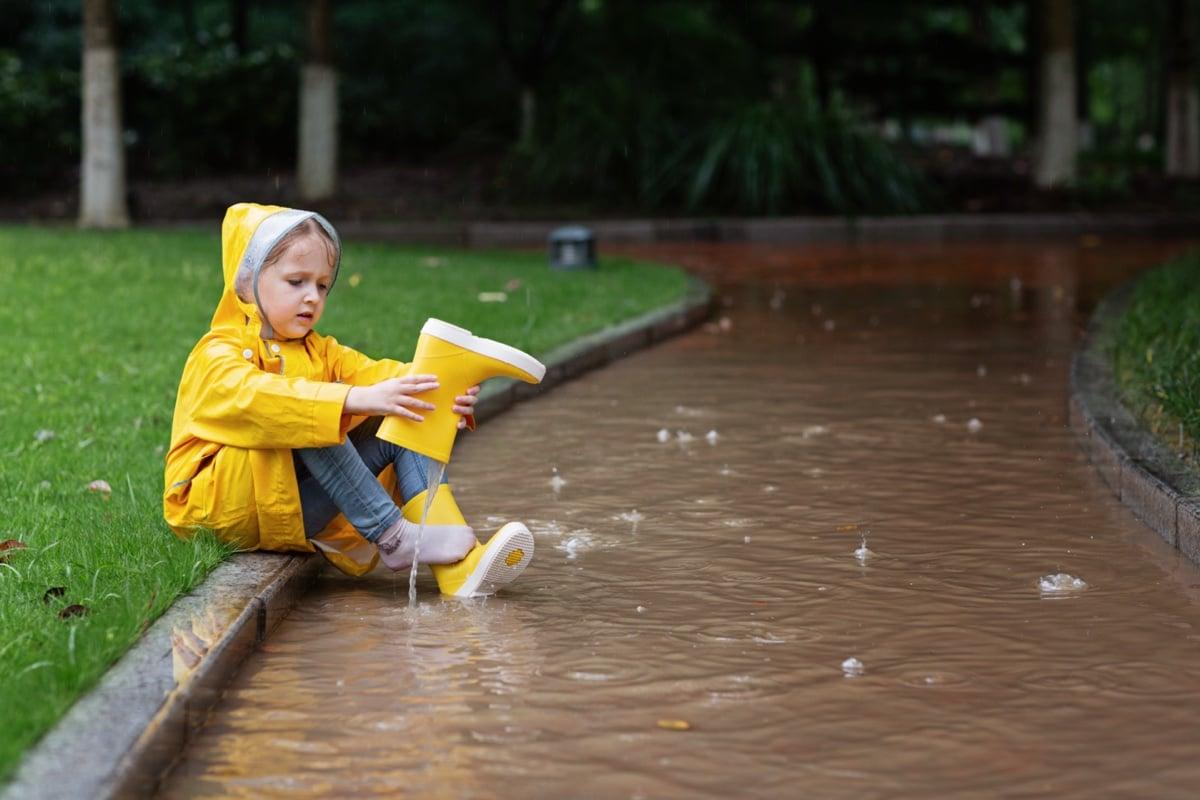 Berlin bei schlechtem Wetter mit Kindern