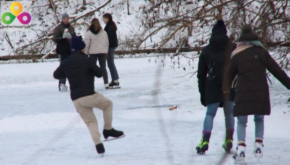 Bild Eisbahnen in Berlin