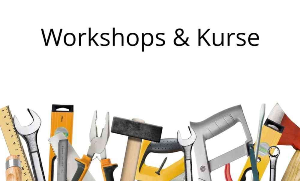 Bild Kurse Workshops in Berlin