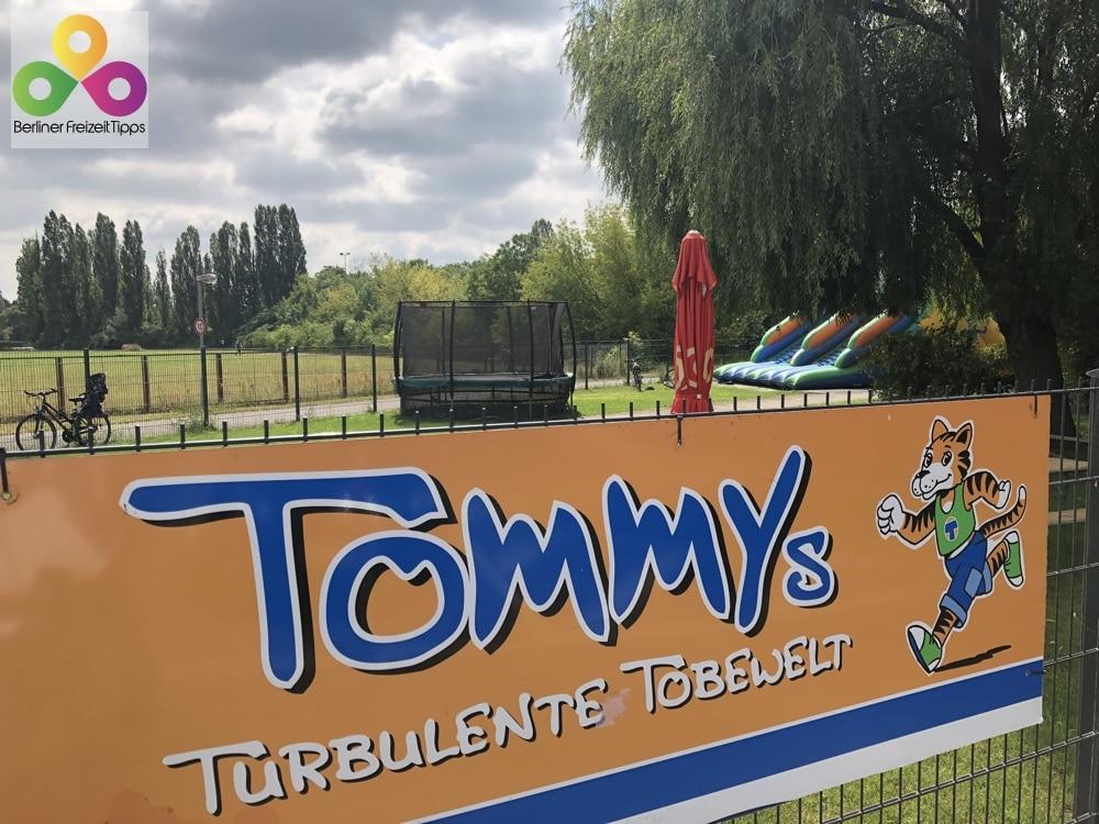 Indoorspielplatz Tommy s Turbulente Tobewelt Weißensee