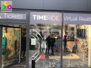 TimeRide VR in Berlin