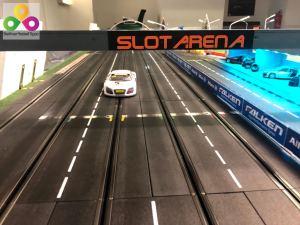 Slotracing / Carrera rennen in Berlin