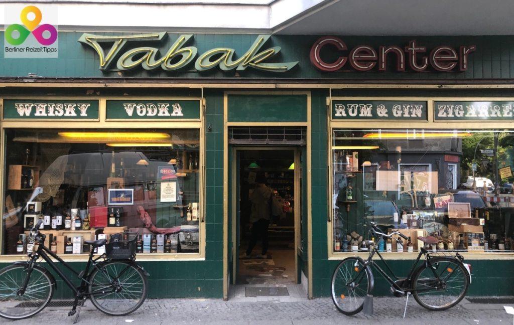 Bild Whisky Tabak Center Kreuzberg