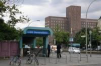 U-Bahn Siemensdamm, Berlin-Siemensstadt, Volkspark ...