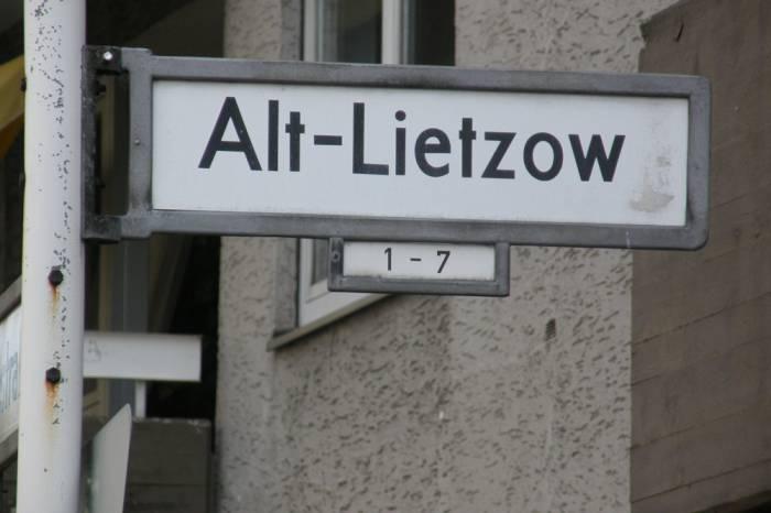 AltLietzow BerlinCharlottenburg Rathaus Standesamt