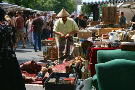 flea market Berlin