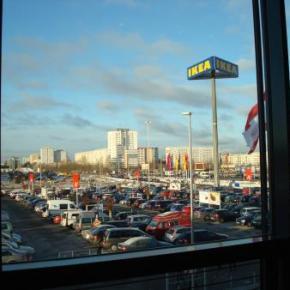 Eröffnung IKEA Berlin-Lichtenberg: Unser Ausblick aus dem Restaurant