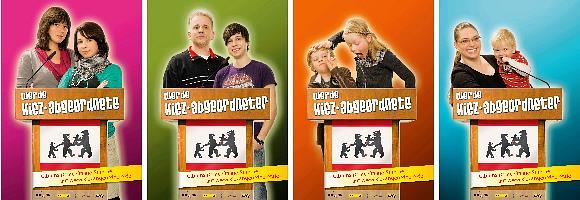 Zusammenleben in Berlin: Plakatkampagne