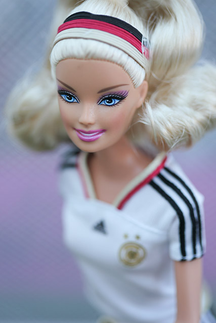 DFB-Barbie® zur FIFA Frauenfußball-Weltmeisterschaft 2011