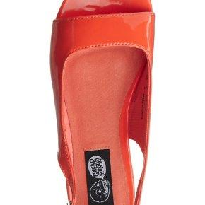 Schuh in Tangerine Tango: Der Sommer wird Orangerot! (Foto: Zalando.de)