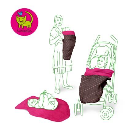 kunicape fu sack f r kinderwagen und buggy und multitalent beim kinderwagenzubeh r. Black Bedroom Furniture Sets. Home Design Ideas