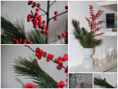 Die Must-Haves für ein perfektes Weihnachtsfest? Weihnachtsdeko jedenfalls nicht unbedingt, aber ein bisschen ist ok.