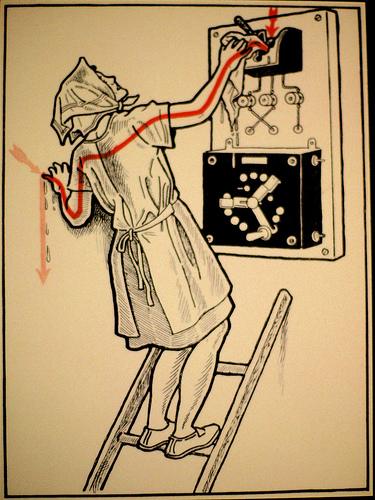 Mit Vorsicht zu genießen: Like Ladder auf Facebook (Bild von bre pettis, http://www.flickr.com/photos/bre/3100396620/)