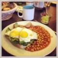Frühstück (ok, fast schon Brunch) am Sonntag a la BerlinFreckles