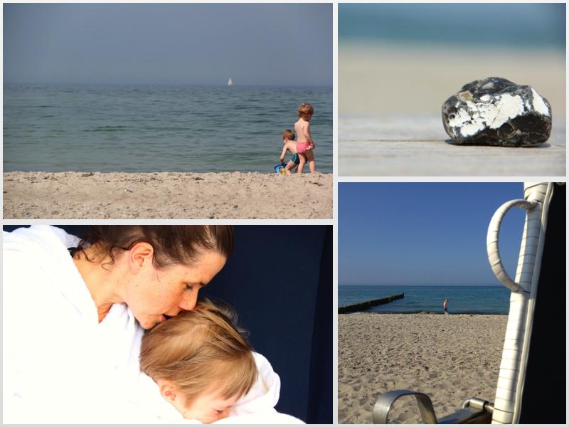 Von der Großstadt in die Weiße Stadt am Meer: Grand Hotel Heiligendamm, Strand, Strand und immer wieder Strand