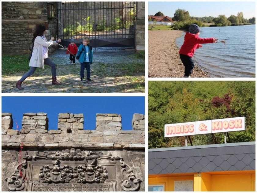Familienurlaub im Harz: Zwischenstopp am Süßen See
