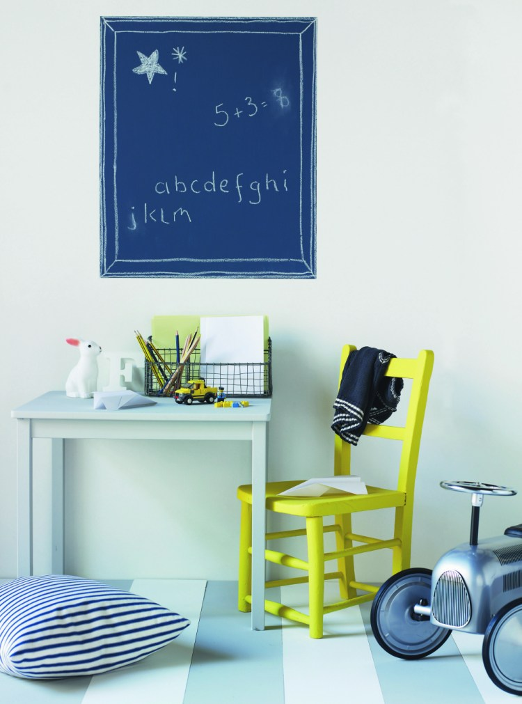 Kindersichere Farben und Inspiration fürs Kinderzimmer. (© 2014 The Little Greene Paint Company Ltd)