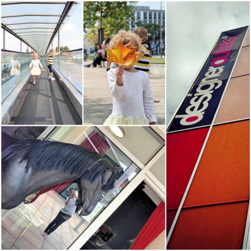 Wolfsburg mit Kindern: Shopping in den Designer Outlets Wolfsburg