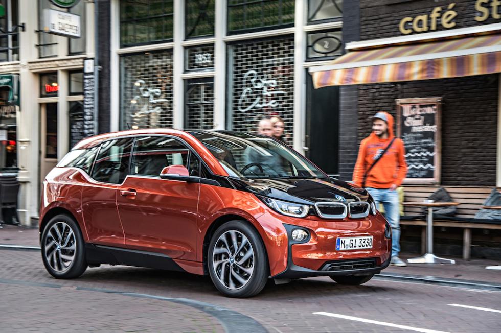 BMW i3 (Foto: BMW Group)