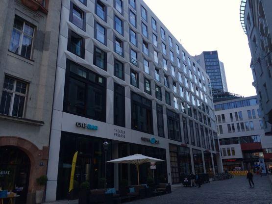 Motel One Leipzig Augustusplatz: Die Fußgängerzone direkt vor der Tür