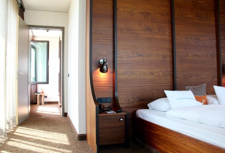 Für Familien lassen sich im 25hours Hotel Hamburg Hafencity einige Zimmer auch miteinander verbinden.