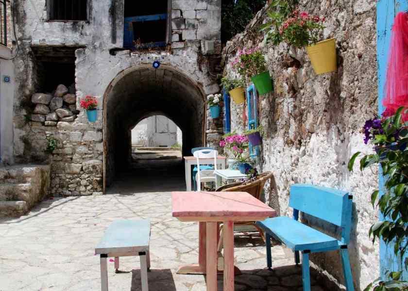 Marmaris überrascht mit einer wirklich schönen Altstadt.