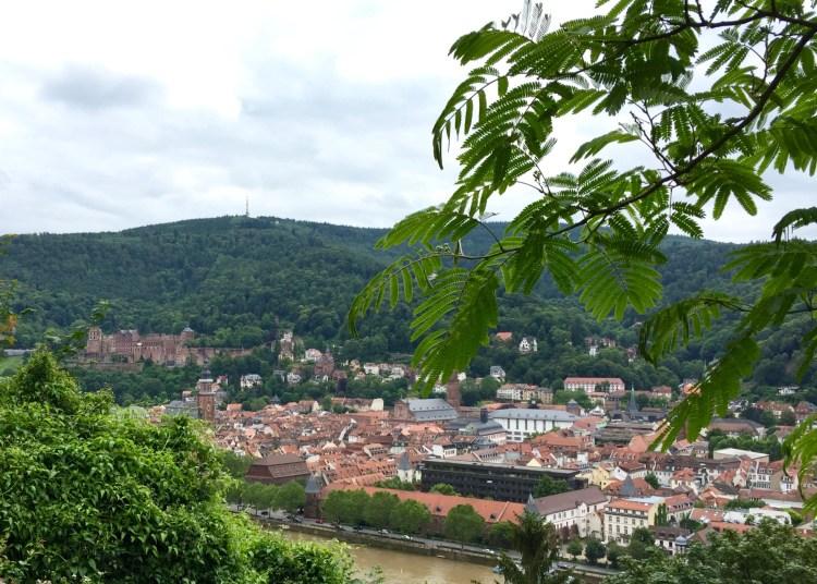 Mit der Familie in Heidelberg? Dann ab in den Garten! Das Philosophengärtchen ist ein wunderbarer Ort mit bezaubernder Aussicht.