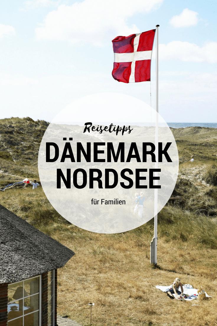 Familienurlaub in Dänemark: Tipps für Dänemark mit Kindern an der Nordsee. Mehr Tipps zum Reisen mit Kindern auf http://www.berlinfreckles.de