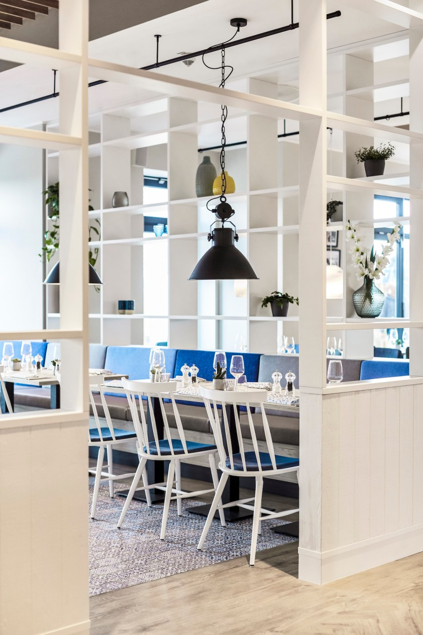 Das Restaurant im familienfreundlichen Hotel Küstenperle in Büsum