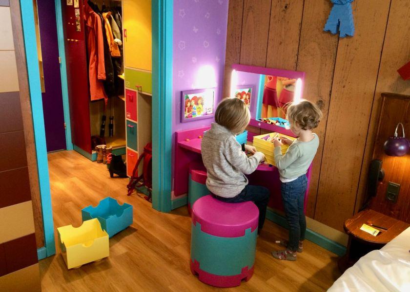 LEGOLAND Billund Resort zur Saisoneröffnung: LEGO Friends Zimmer